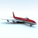 Click to see information about the 'Aircraft 707 (for Vue)'.