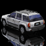Trailfinder SUV (for Poser)