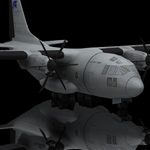 C-27 Aircraft (for Poser)