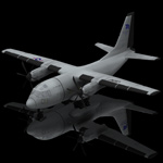 Click to see information about the 'C-27 Aircraft (for Poser)'.