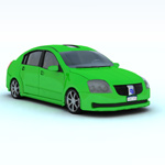 Click to see information about the 'Vandura Family Sedan (for Vue)'.