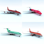 Click to see information about the 'Airliner Pack (for Vue)'.