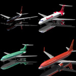 Click to see information about the 'Airliner Pack (for Poser)'.