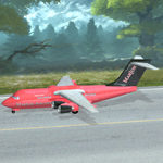 Aircraft 146 (for Poser)