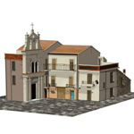 Click to see information about the 'Italian Piazza (for Poser)'.