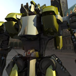 Ironclad Robot Mech (for Poser)