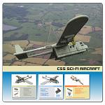C-55 Rex Transport Aircraft 'ad image'
