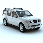 Click to see information about the 'Pathblazer SUV (for Vue)'.