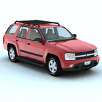Click to see information about the 'Trailfinder SUV (for Vue)'.