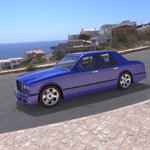 Bentley Arnage (for Wavefront OBJ)