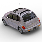 PT Cruiser (for Wavefront OBJ)