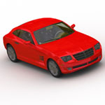 Chrysler Crossfire (for Wavefront OBJ)