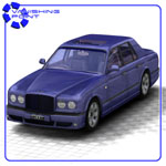 Bentley Arnage 'ad image'