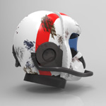 WC Helmet (M4) (for Poser)