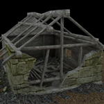 Derelict Buildings (for Poser)