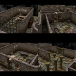 Catacombs of Death (for Vue)