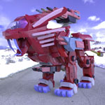 Click to see information about the 'LeoBot (for Poser)'.