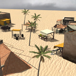 Middle East Market (for Poser)
