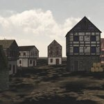 Medieval Village (for Vue)