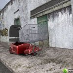 Click to see information about the 'Electric Shopping Cart (for DAZ Studio)'.