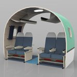 Click to see information about the 'Aircraft Interior (for Poser)'.