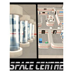 Click to see information about the 'Space Centre (for iClone)'.