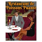 Restaurant de Poissons Puante (for iClone)