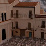 Italian Piazza (for DAZ Studio)
