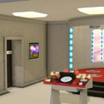 Teleporter Room 2 (for iClone)