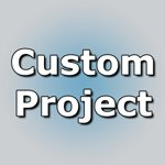 Click to see information about the 'Custom Project'.