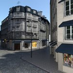 European Street (for DAZ Studio)