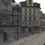 European Street (for Vue)