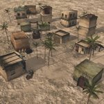 Click to see information about the 'Desert Outpost (for Vue)'.