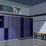 P.I.C.K. Lockers Expansion Set (for Poser)