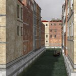 Canal Town (for Poser)