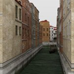 Canal Town (for DAZ Studio)
