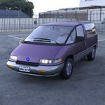 Click to see information about the 'Family Minivan (for DAZ Studio)'.