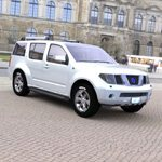 Click to see information about the 'Pathblazer SUV (for DAZ Studio)'.