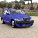 PT Cruiser (for DAZ Studio)