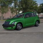 Click to see information about the 'PT Cruiser (for DAZ Studio)'.