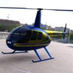 News Helicopter (for DAZ Studio)