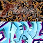 Total Textures V05: R2 Dirt & Graffiti