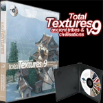 Click to see information about the 'Total Textures V09: Ancient Tribes & Civilizations'.