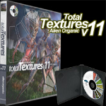 Click to see information about the 'Total Textures V11: Alien Organic'.