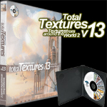 Click to see information about the 'Total Textures V13: Textures From Around the World 2'.