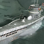Click to see information about the 'U99 German WW2 Submarine (for Poser)'.