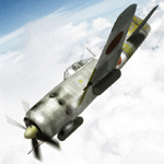 Click to see information about the 'Nakajima Ki-84 Hayate (for Poser)'.