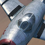 MiG 15 (for Poser)