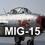 Click to see information about the 'MiG 15 (for Poser)'.