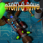 Atom-0-Ray Guns (for Poser)